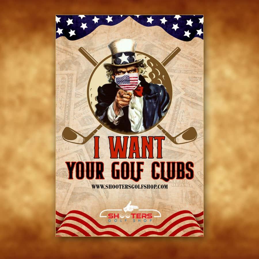 Kilpailutyö #                                        26                                      kilpailussa                                         Golf Shop Advertising Pictures / Designs