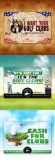 Kilpailutyön #                                                29                                              pienoiskuva kilpailussa                                                 Golf Shop Advertising Pictures / Designs