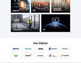 Nro 87 kilpailuun New website käyttäjältä TanveerApon