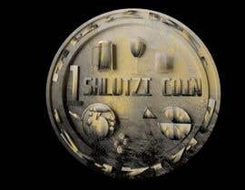 #14 for Design a 3D coin for me to 3D print by Alexandrerosa83