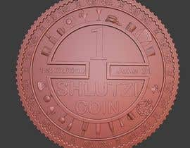 #15 for Design a 3D coin for me to 3D print by Flecter
