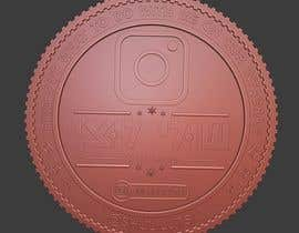 #19 for Design a 3D coin for me to 3D print by Flecter
