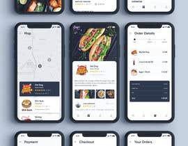 blackdahlia24 tarafından Grocery & Food App design için no 106