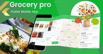Grocery & Food App design için Graphic Design270 No.lu Yarışma Girdisi