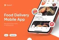 Grocery & Food App design için Graphic Design271 No.lu Yarışma Girdisi