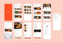 Grocery & Food App design için Graphic Design293 No.lu Yarışma Girdisi