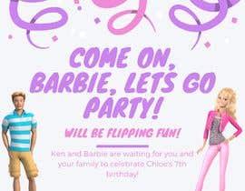 #408 for Child brithday party invitation by amirabatrisyia