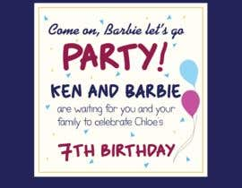 #478 for Child brithday party invitation by SAIFULLA1991