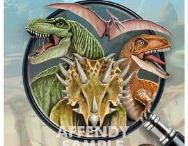 #97 for Illustrator for kids dinosaur book by AffendyIlias