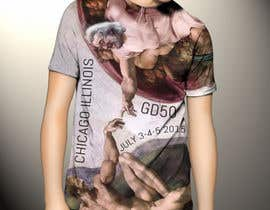 #18 untuk Design a T-Shirt for my GD50 group! oleh balazsberky
