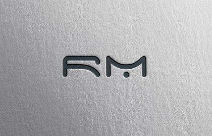 #63 for Design a Logo for RM af ChKamran