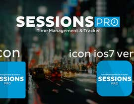 #23 cho Design a Logo for Sessions Pro Application bởi JDLA