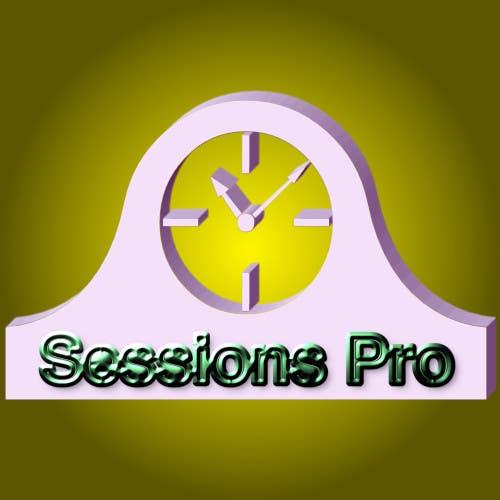 Konkurrenceindlæg #                                        19                                      for                                         Design a Logo for Sessions Pro Application