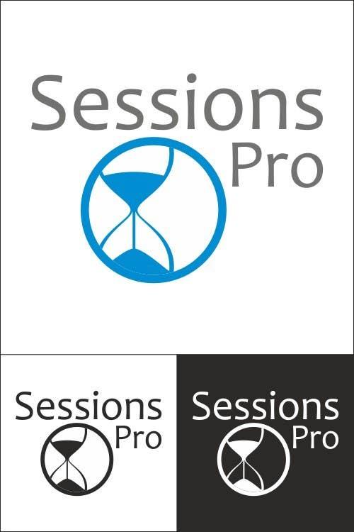 Konkurrenceindlæg #26 for Design a Logo for Sessions Pro Application
