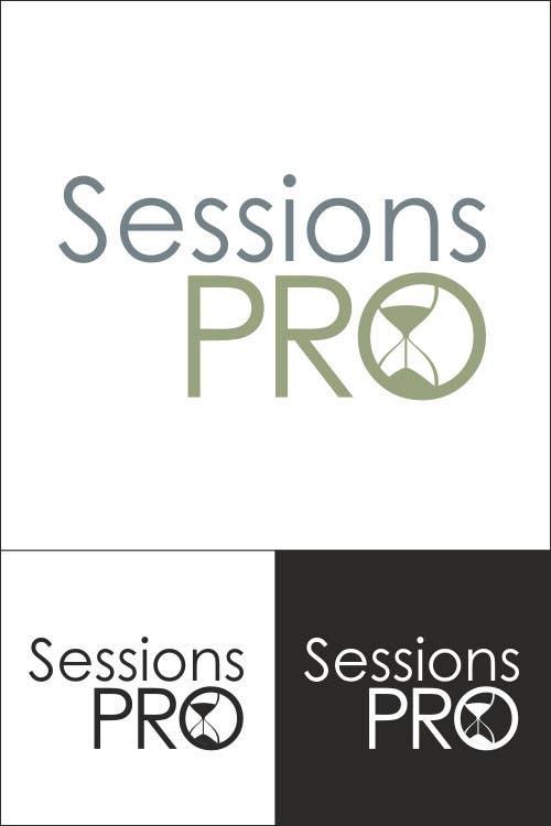 Konkurrenceindlæg #29 for Design a Logo for Sessions Pro Application