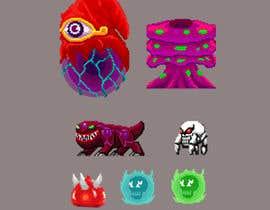 Nro 22 kilpailuun Game pixel art assets käyttäjältä gigagido