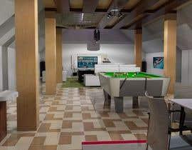 Nro 11 kilpailuun top floor apartment reconstruction design, plan, skizzy, architect job käyttäjältä ValkovIhor