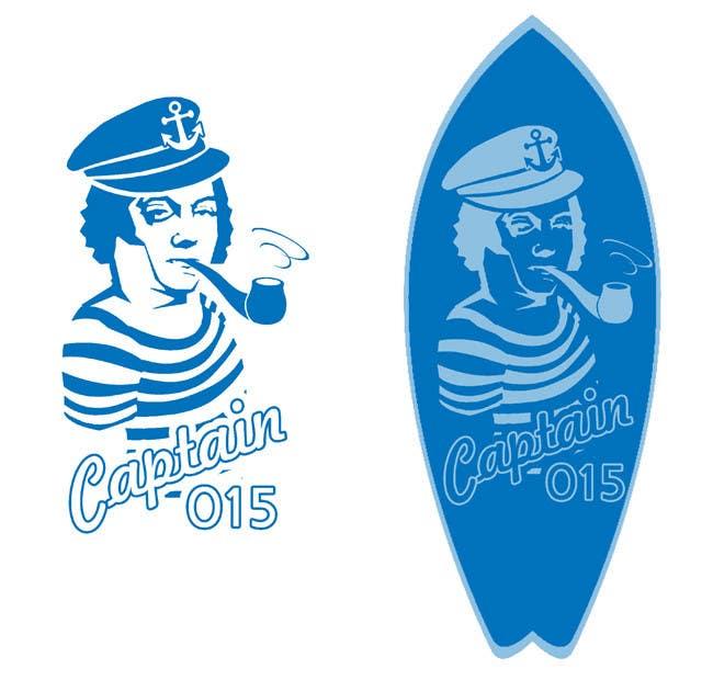 Konkurrenceindlæg #2 for Design a Logo for Carton Surfboards