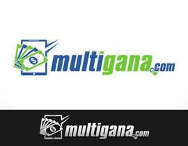 cbertti tarafından Diseñar un logotipo for MULTIGANA için no 278