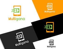 RihabFarhat tarafından Diseñar un logotipo for MULTIGANA için no 245