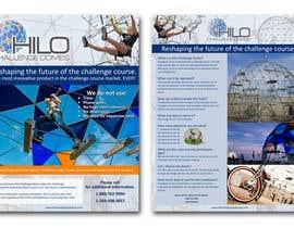 Nro 6 kilpailuun Hilo Brochure käyttäjältä andrijapajic