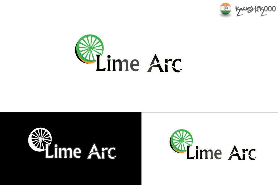 Contest Entry #136 for Logo Design for Lime Arc