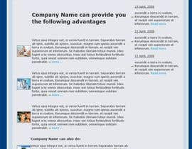 #6 cho Need HTML Work for a Mass Email for Clients bởi sanmoon2