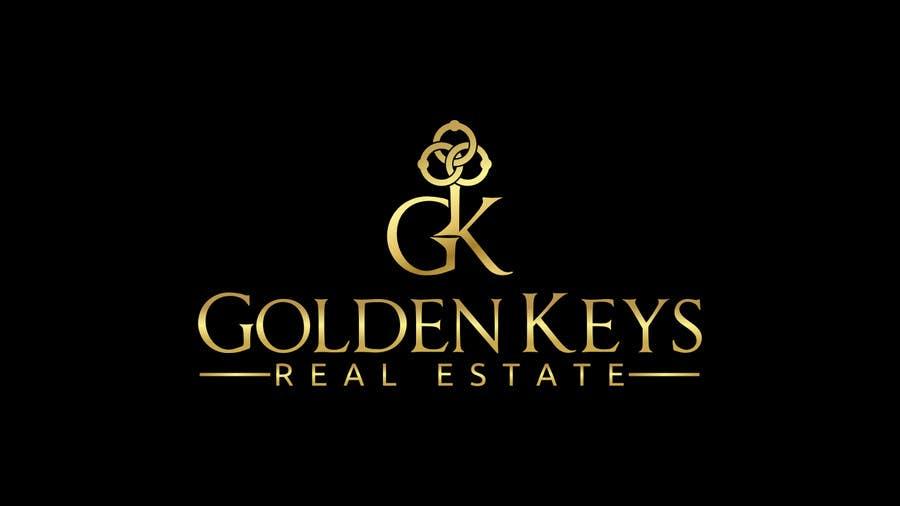 Penyertaan Peraduan #56 untuk Design a Logo for Golden Keys Inc.