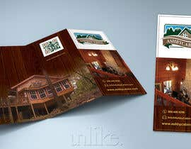 #8 para Design a Brochure for Ashby Cabins por cibin