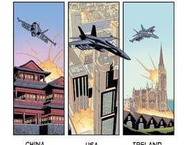 #69 for Comic book af JustinSto