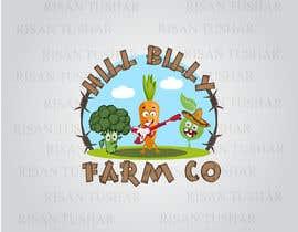 #61 for 'HillBilly Farm Co' logo design by risantushar