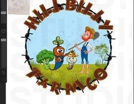 #65 for 'HillBilly Farm Co' logo design by carlosdisenador6