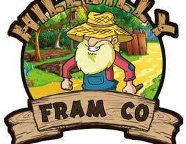#70 for 'HillBilly Farm Co' logo design by aalaaatefghoniem