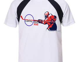 #21 untuk Design a T-Shirt for a hockey tournament oleh leostar371