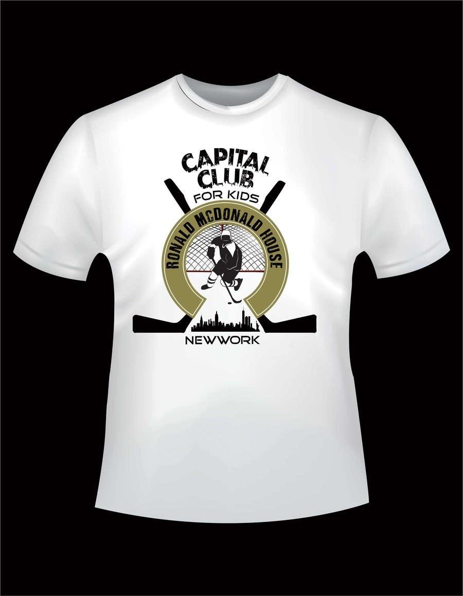 Contest Entry #15 for Design a T-Shirt for a hockey tournament