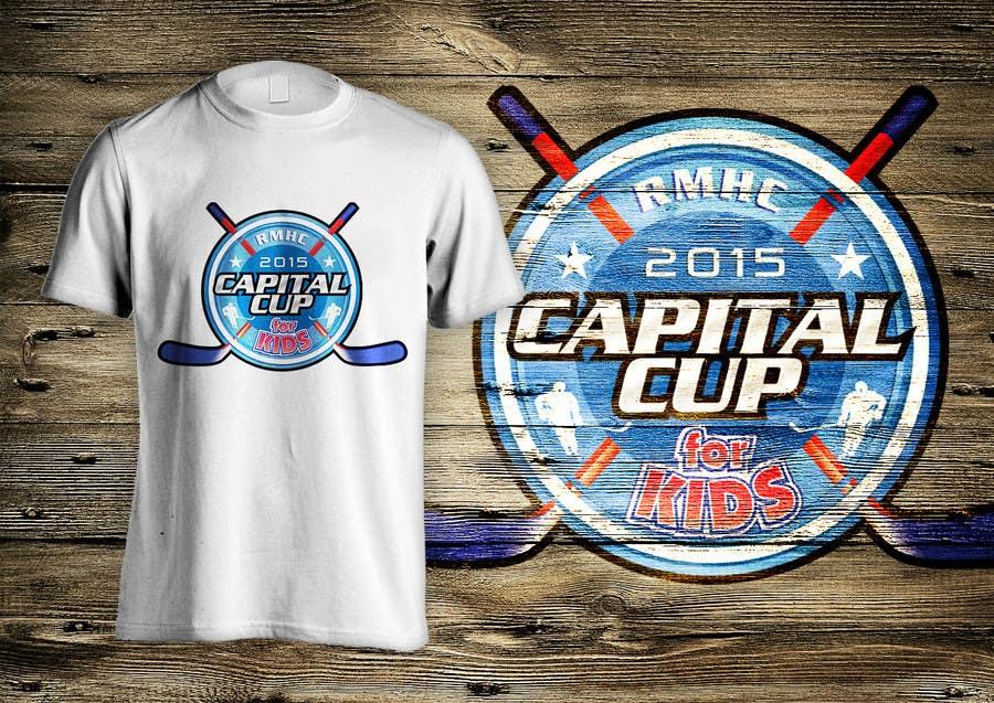 Contest Entry #33 for Design a T-Shirt for a hockey tournament