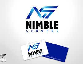 #226 para Logo Design for Nimble Servers de MohammedNQ