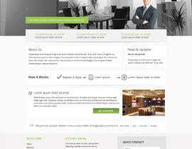 nº 2 pour Design a Website Mockup for NewCrop.com par Pavithranmm
