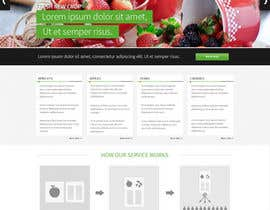 nº 14 pour Design a Website Mockup for NewCrop.com par thecwstudio