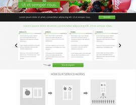 nº 15 pour Design a Website Mockup for NewCrop.com par thecwstudio