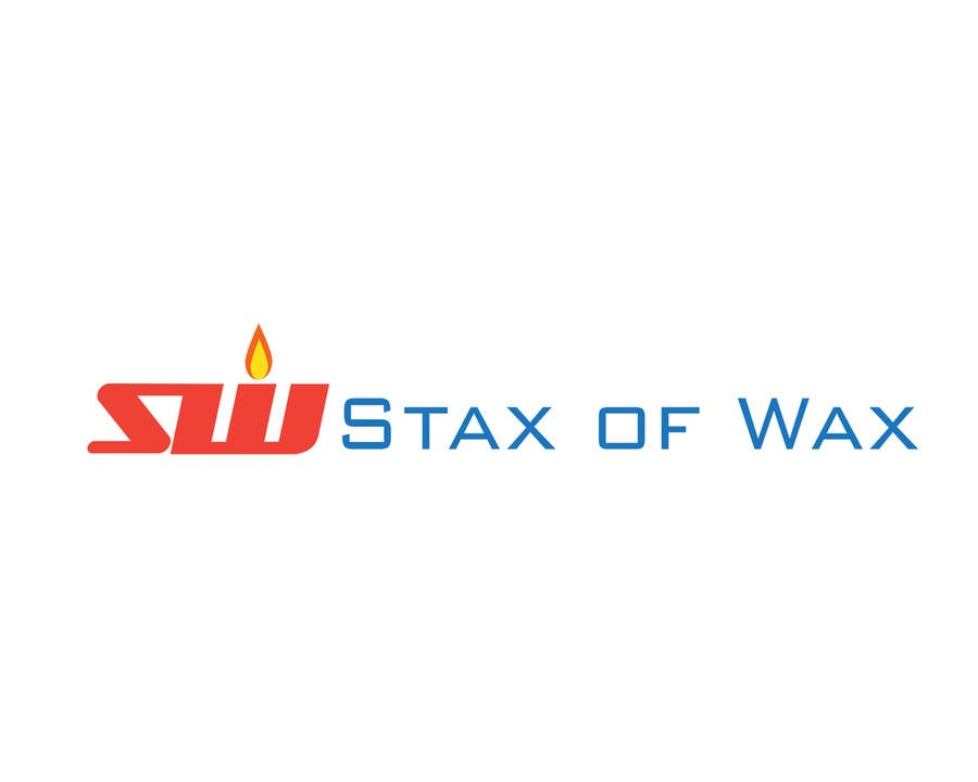 Konkurrenceindlæg #                                        41                                      for                                         Design a Logo for Stax of Wax candle making company