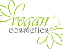 #4 para Design a Logo for a line of vegetarian cosmetics por hamka12