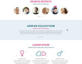 nº 11 pour Design a Dating Review Website par ElhanIbraimi