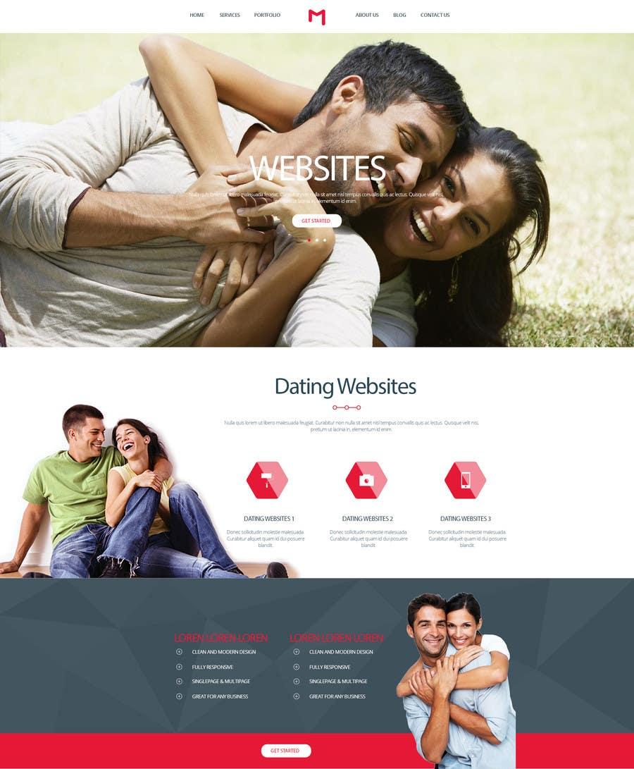 Konkurrenceindlæg #                                        3                                      for                                         Design a Dating Review Website