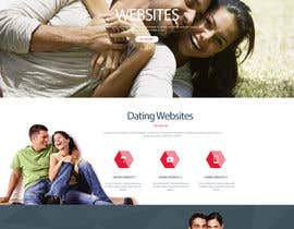nº 3 pour Design a Dating Review Website par camivillafranca