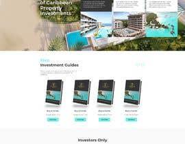 #76 cho Website and brochure for New Caribbean Island Development bởi contrivance14