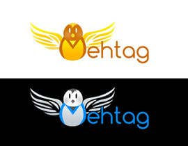 "#57 for Logo Design For ""Mehtag"" by sunny9mittal"