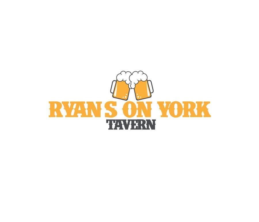 Konkurrenceindlæg #25 for Design a Logo for Tavern