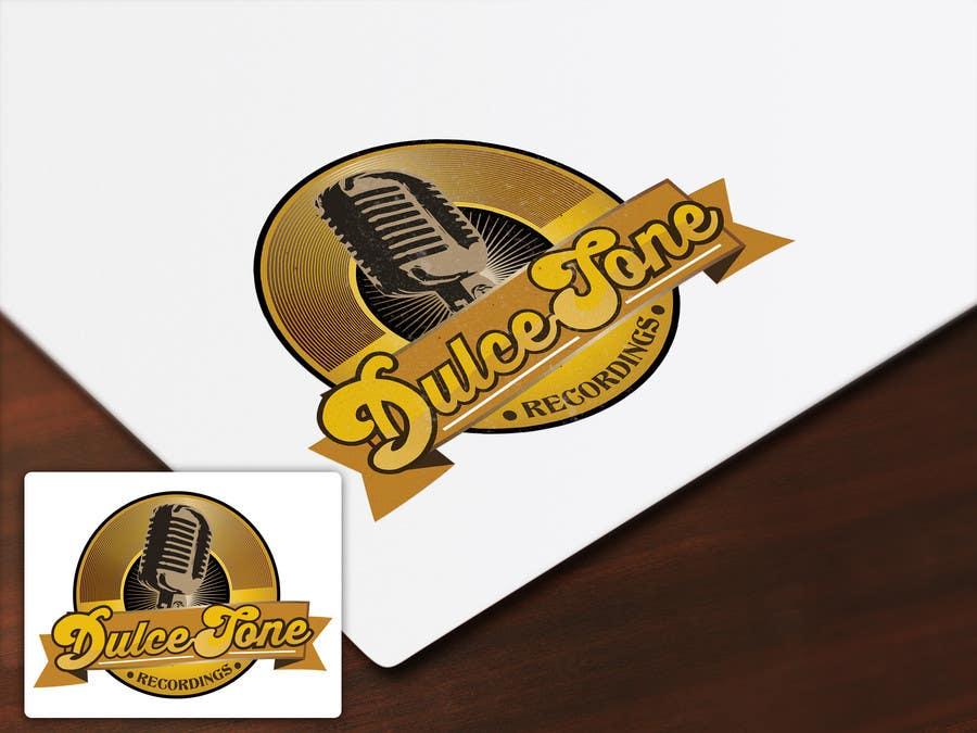 Penyertaan Peraduan #91 untuk Design a Logo for a New Record/Recording Company