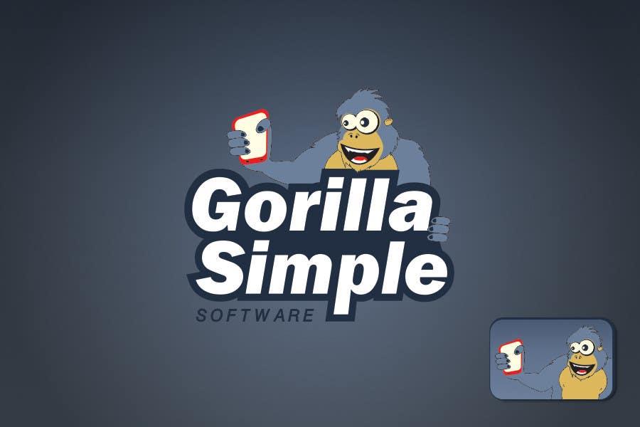 Inscrição nº                                         67                                      do Concurso para                                         Graphic Design for Gorilla Simple Software, LLC